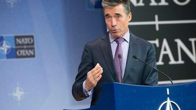 НАТО збільшить свої військові витрати, - Расмуссен