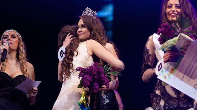 «Міс Львів-2014» стала Андріана Хасаншін