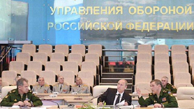 Росія провела навчання з відбиття і нанесення ядерного удару