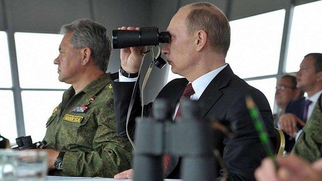 Російська Федерація імітує ядерний удар