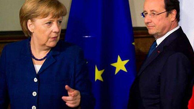 Меркель пригрозила Путіну новими санкціями