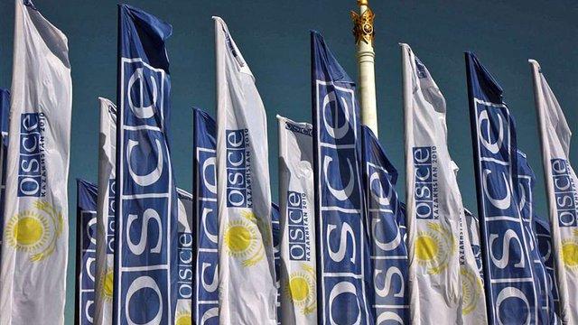 ОБСЄ: Заходи деескалації ситуації в Україні є ефективними