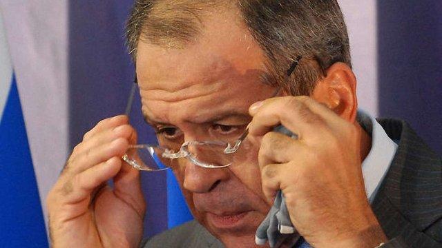 Лавров: чотиристоронні переговори щодо України неперспективні