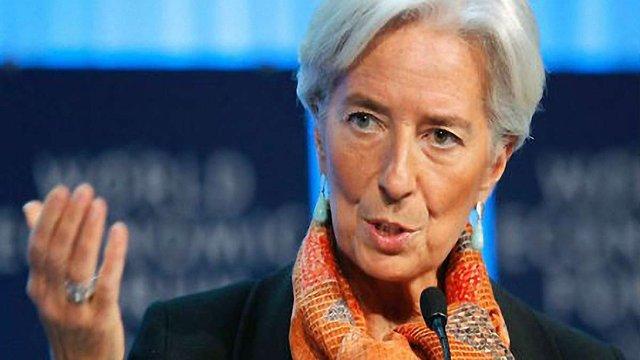 Глава МВФ: Надана Україні грошова допомога – недостатня