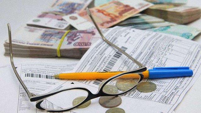 Сімферопольці не можуть вчасно сплатити комунальні рахунки