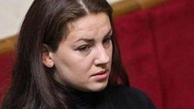 Лесю Оробець зняли з виборів мера Києва