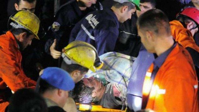 На шахті в Туреччині стався вибух: загинуло понад 200 людей