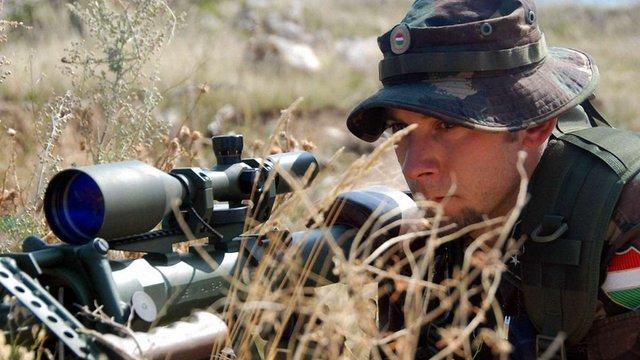 Екстремісти на сході України захопили в полон угорця