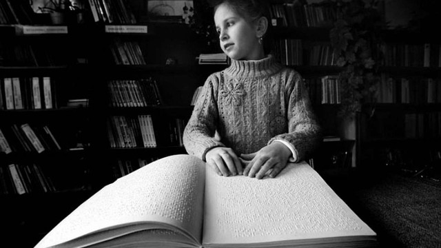 У Львові створять бібліотеку для незрячих