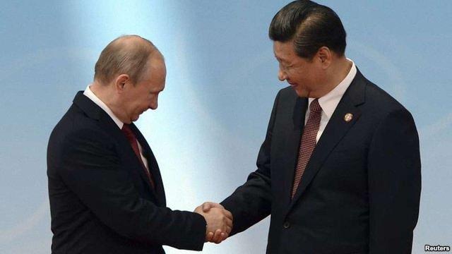 Росія підписала газовий контракт із Китаєм на 30 років