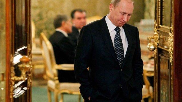 Компанії зі світовим ім'ям через Україну ігнорують форум за участю Путіна