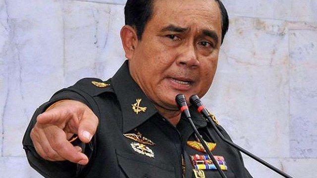 У Таїланді відбувся військовий переворот