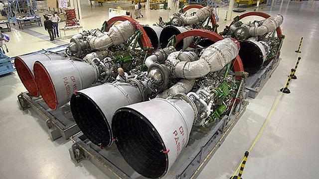 США замінять російські ракетні двигуни на вітчизняні