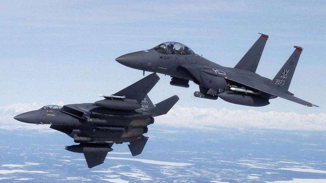 У Балтії відбудуться великомасштабні тренувальні польоти НАТО