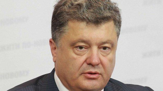 Порошенко заявив, що продасть свій бізнес