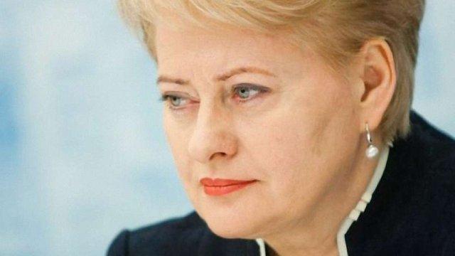 Вибори президента у Литві: Грібаускайте знову перемагає