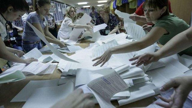 До ЦВК не можуть доставити протоколи з Донеччини