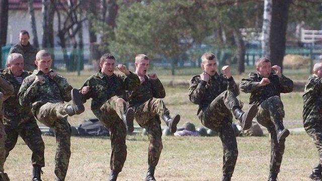 Нацгвардія формує третій батальйон з добровольців
