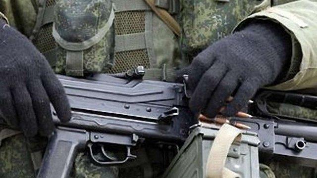 У Житомирі люди зі зброєю утримують активістів «Правого сектора»