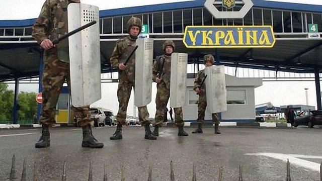 МЗС вручило ноту дипломату РФ за порушення українського кордону