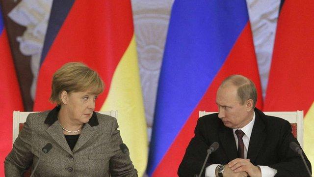 Меркель не бачить потреби введення нових санкцій проти РФ