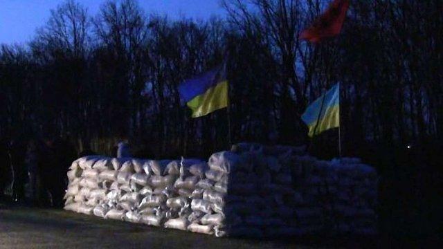 На Луганщині бойовики обстріляли блокпости АТО, - Тимчук