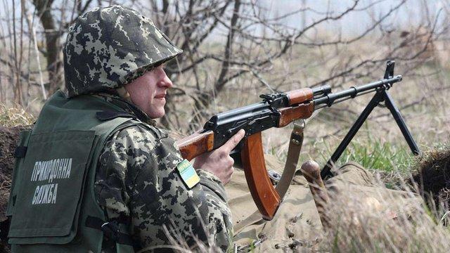 Прикордонники відзначили часткове відведення військ РФ від українського кордону