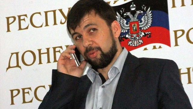 Комендантську годину в Донецьку ніхто не вводив, – голова ДНР