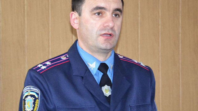 Транспортна міліція станції «Львів» має нового керівника