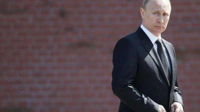 Путін у ролі Кучми