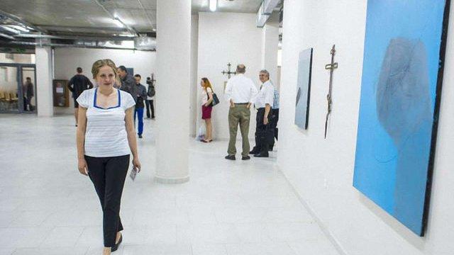 В УКУ відкрили Галерею сучасного мистецтва