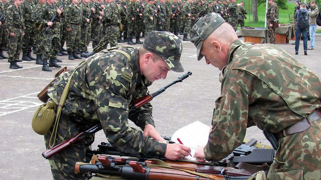 На Львівщині укомплектували батальйон територіальної оборони