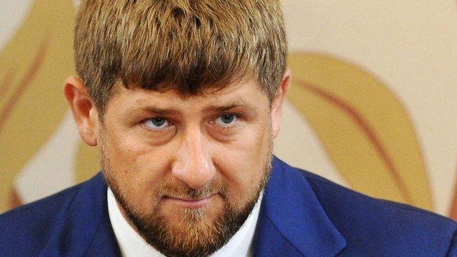 Кадиров заявив, що чеченці на Донбасі є, але мало
