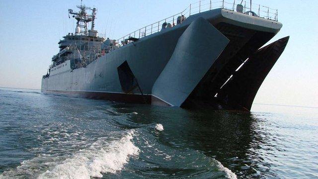 ВМС відновлюють боєготовність повернутої з Криму техніки