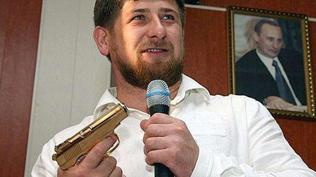 Кадиров готовий виконати наказ Путіна і направити своїх вояків до України