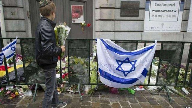 У Франції затримали підозрюваного у стрілянині в Єврейському музеї Брюсселя