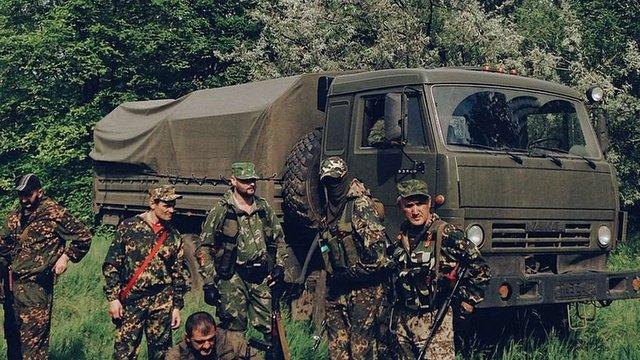 Батальйоном «Восток» командує колишній командир спецпідрозділу СБУ