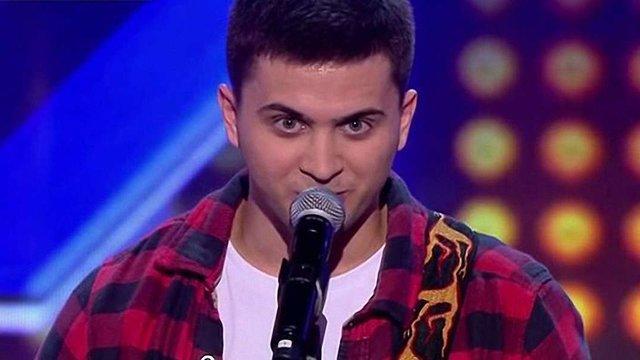 Український співак переміг у польському «Х-факторі»