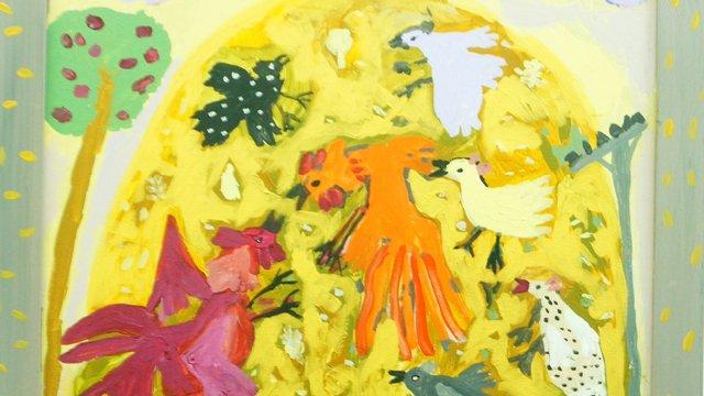 У галереї «Дзиґа» відкрито виставку Анни Савіцької