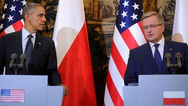 Барак Обама закликав сепаратистів на Донбасі скласти зброю