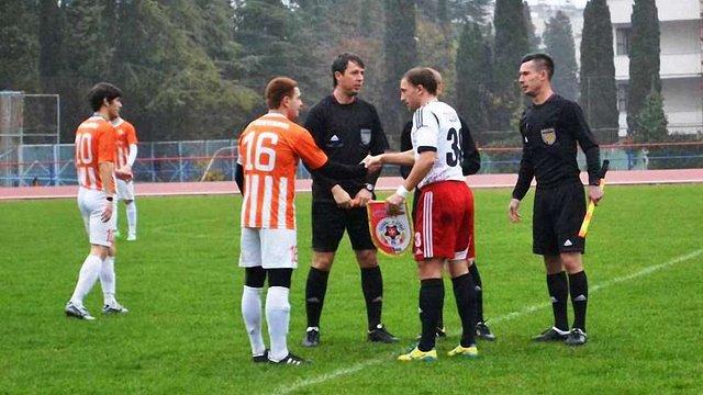 Ще один кримський клуб переходить у чемпіонат Росії