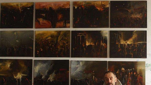 У Берліні відкривається виставка, присвячена Майдану