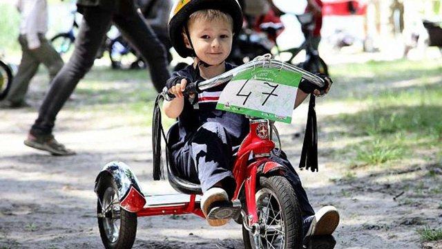 У Львові вперше проведуть дитячі велоперегони