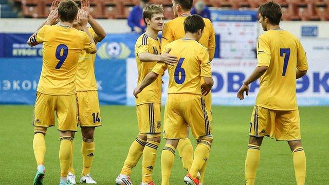 Українська молодіжка розгромила збірну Ліхтенштейну