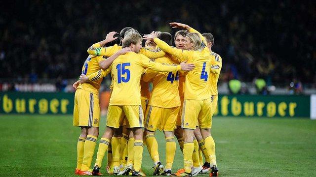 Україна сильніша від Росії у рейтингу ФІФА