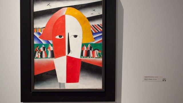 Картину Малевича продали з аукціону за 2 млн фунтів