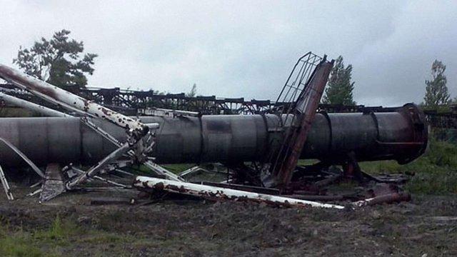 Затримали банду, яка нищила устаткування промислових підприємств на Львівщині