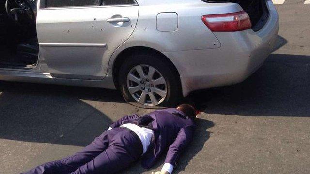У Донецьку скоєно замах на Дениса Пушиліна, його помічник убитий