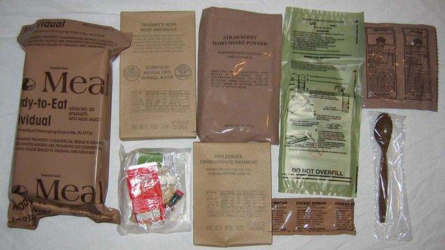 У МВС викрили злочинну схему продажу американських сухих пайків