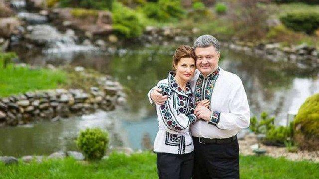 У Петра Порошенка в день інавгурації народився онук